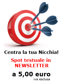 Spot Testuale in Newsletter e Servizi di eMail Marketing